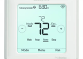 Honeywell TH6220WF-2006/U Lyric T6 PRO Wi-Fi Programmable Heating and Cooling Thermostat - Premier White