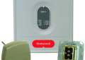 Honeywell HZ311K/U TrueZONE 3 Zone Warm Air and Air Conditioning Zone Control Panel Kit with Transformer and Air Sensor