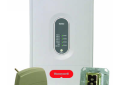 Honeywell HZ432K/U TrueZONE 4 Zone Warm Air and Air Conditioning Zone Control Panel Kit with Transformer and Air Sensor